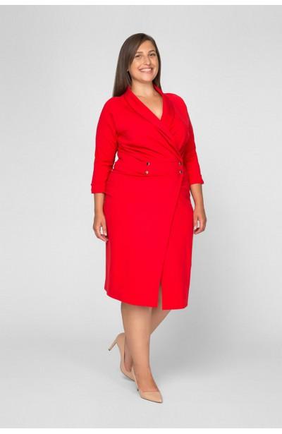 BRUNA RED minimalistyczna...
