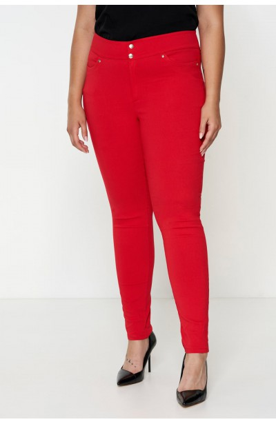 SYDNEY RED modne spodnie...