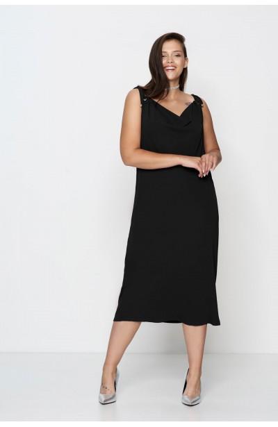 ALEGRA BLACK elegancka...
