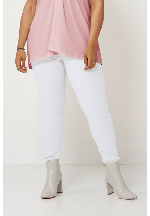 SYDNEY WHITE modne spodnie plus size