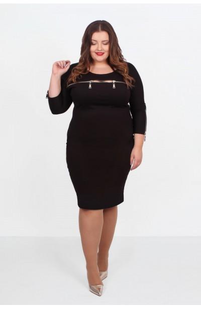 IVY BLACK seksowna sukienka...