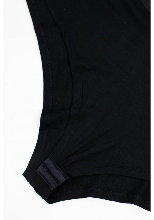 GIULIA BLACK eleganckie body plus size