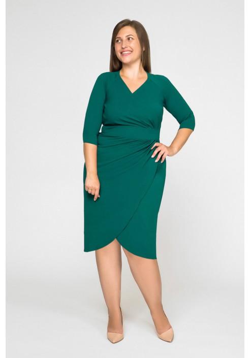 MONIQUE GREEN elegancka sukienka plus size