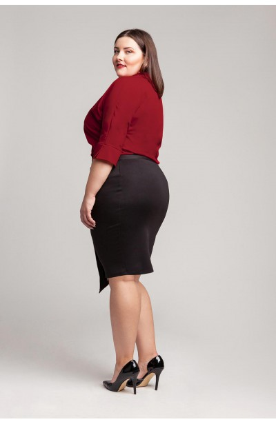 WING WINE eleganckie body plus size