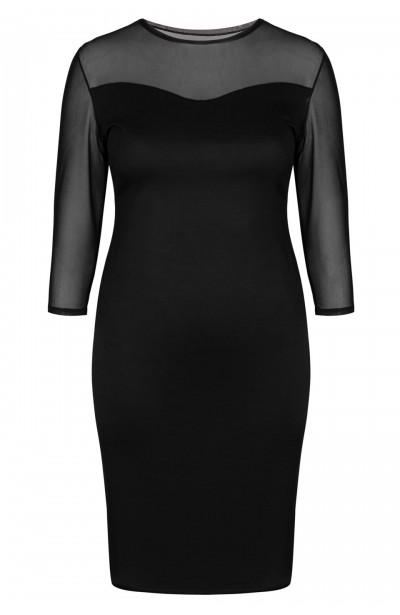 BRITTANY BLACK elegancka...
