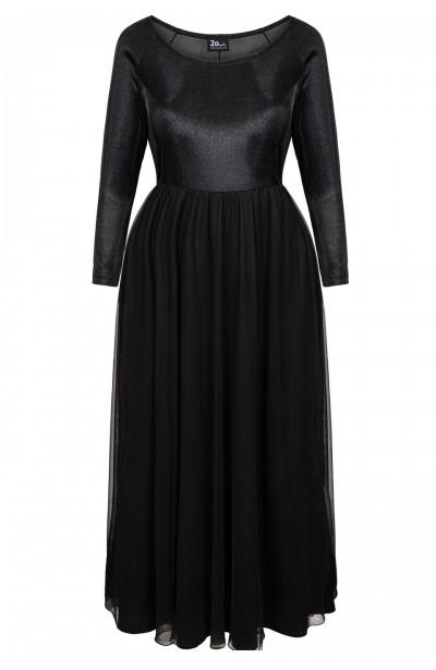 VICTORIA BLACK elegancka...
