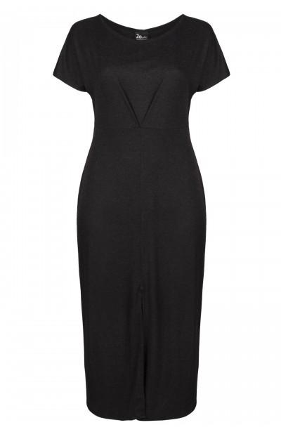 Modne sukienki dla puszystych plus size Duże rozmiary XL, XXL