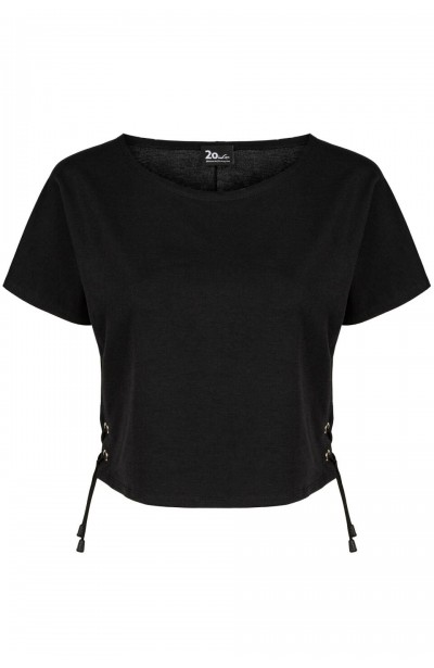 VENICE BLACK wygodny top...