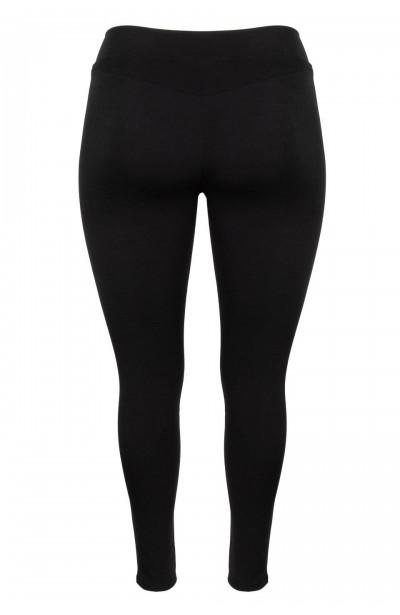 ANITA BLACK wygodne legginsy plus size