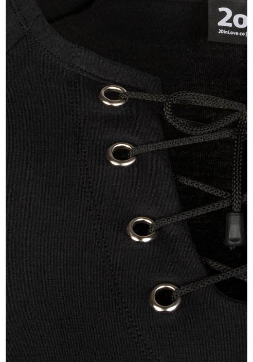 ADA BLACK trapezowa sukienka plus size