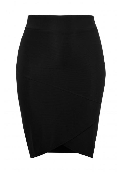 CATHIE BLACK ołówkowa spódnica plus size