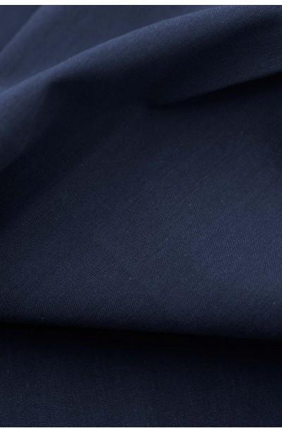 EDITH NAVY rozkloszowana spódnica plus size