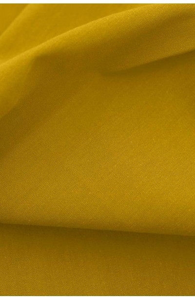 EDITH YELLOW rozkloszowana spódnica plus size