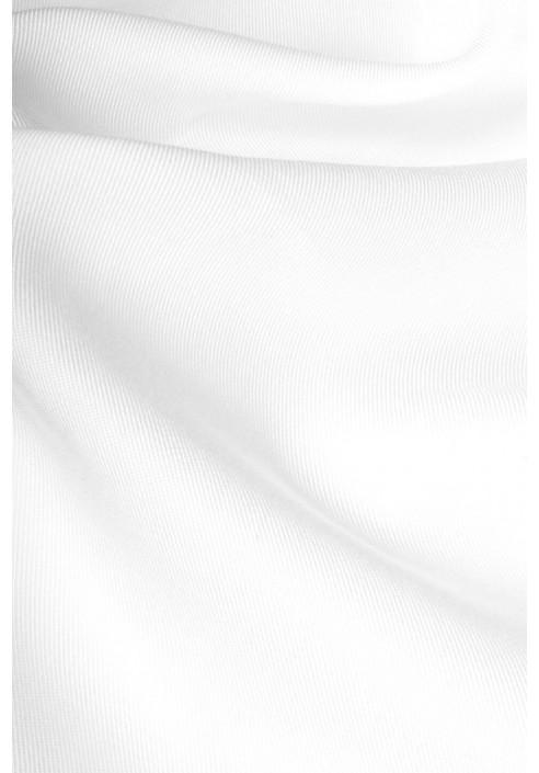 RAIN WHITE wygodny top plus size