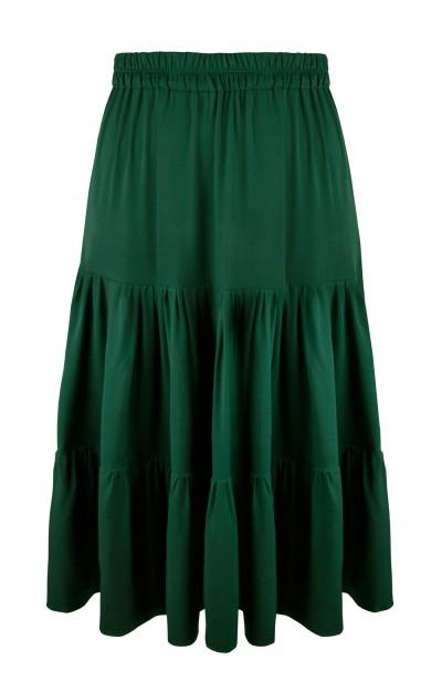 NADIA GREEN rozkloszowana spódnica plus size