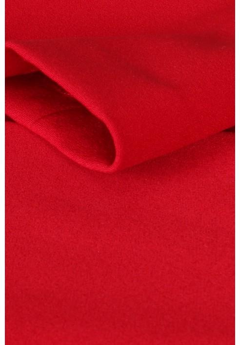 Stylowa czerwona marynarka/narzutka