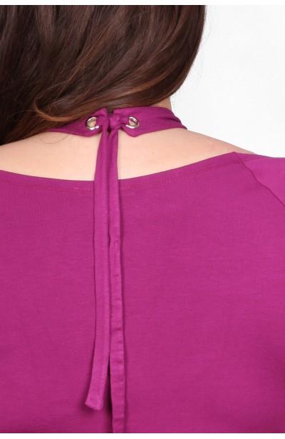 MIA - bluzka z chokerem