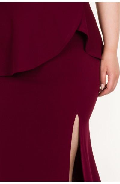 Sukienka SALMA WINE