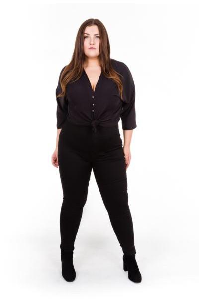 Koszula EVERLY BLACK