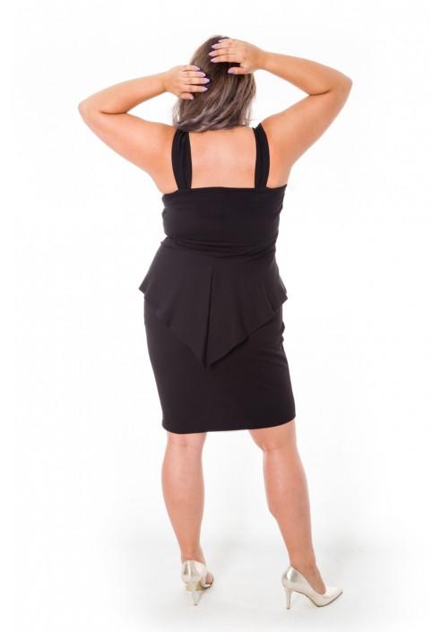 HARPER BK sukienka z cekinami