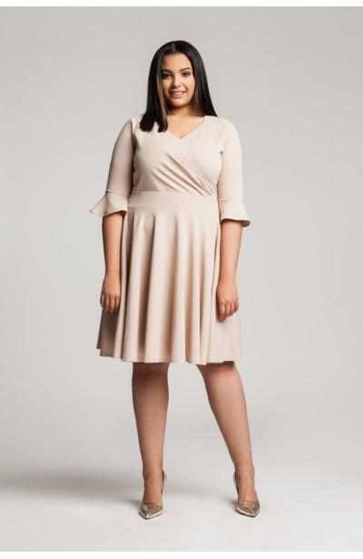 f185867a59 Sukienki na wesele dla puszystych. Duże rozmiary - sukienki XXL na ...