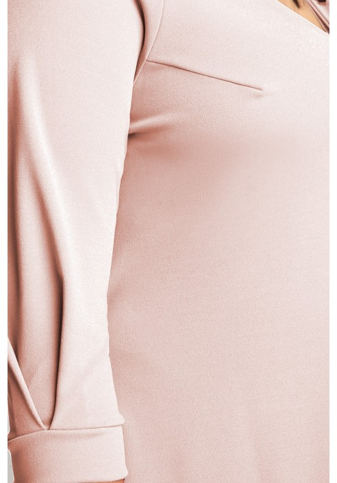 WENDY PEACH trapezowa sukienka plus size