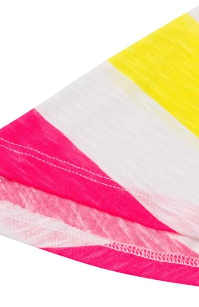 LILA kolorowa tunika na lato