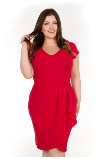 Sukienka SARAH RED
