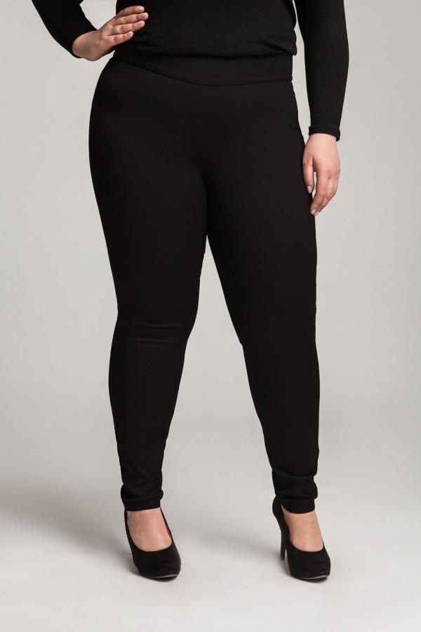 JEGGY BLACK klasyczne spodnie jeansowe