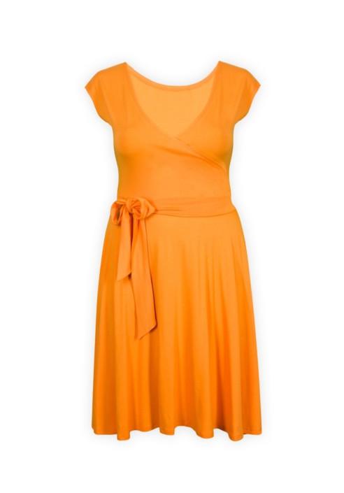 PINA MANGO letnia sukienka z paskiem