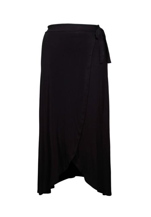 MORA BLACK spódnica maxi