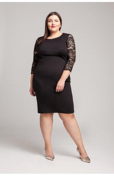 020573cdce Modne Sukienki Dla Puszystych Plus Size Duże Rozmiary Xl Xxl