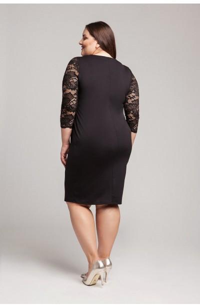 18bd832610 Modne Sukienki Dla Puszystych Plus Size Duże Rozmiary Xl Xxl