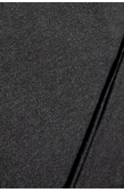 JODIE BLACK bawełniana tunika plus size