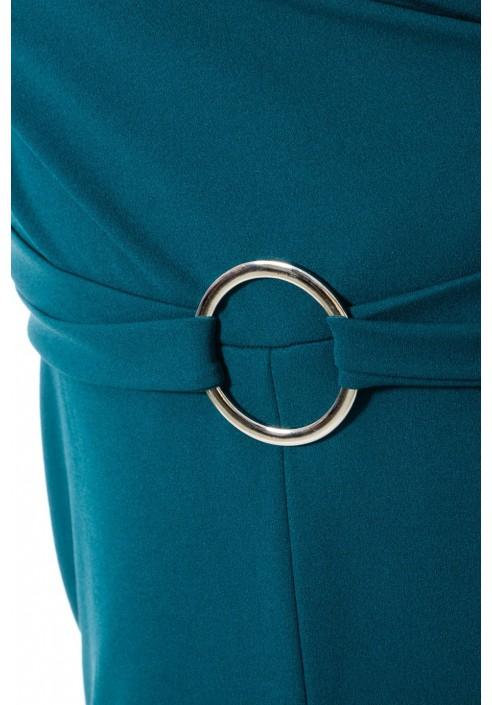 KRYSTAL EMERALD wizytowa suknia plus size