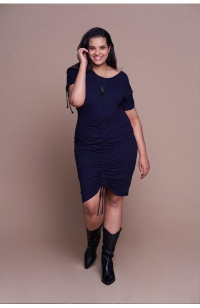 68aa60bd79 Modne sukienki dla puszystych plus size - Duże rozmiary XL