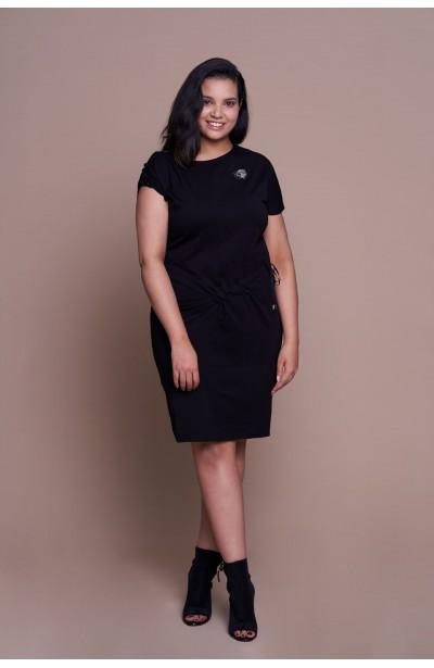4d3223fde922 Modne sukienki dla puszystych plus size - Duże rozmiary XL