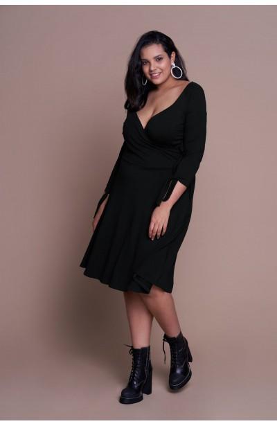 MIKA BLACK letnia sukienka...