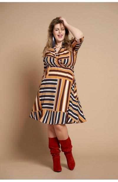 CHARLIZE wiosenna sukienka...