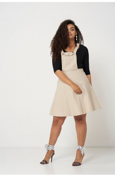 BAY SAND letnia sukienka plus size