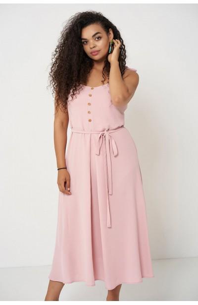 VIVIEN PINK letnia sukienka...