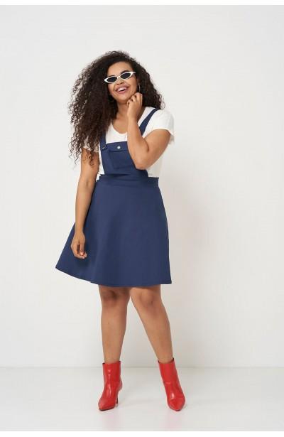 BAY NAVY letnia sukienka plus size
