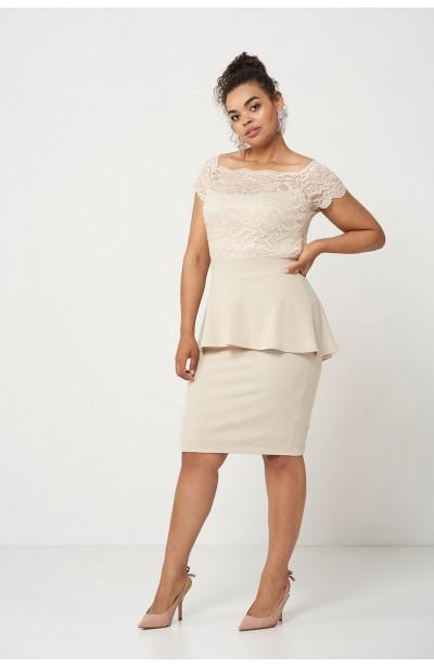 dc281a42 Modne sukienki dla puszystych plus size - Duże rozmiary XL, XXL