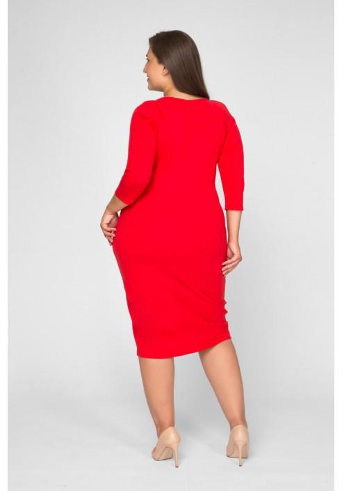 PEPPER RED oryginalna sukienka plus size