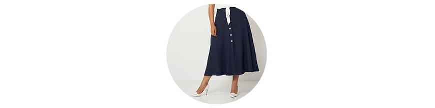 Spodnie i Spódnice w rozmiarze XXL