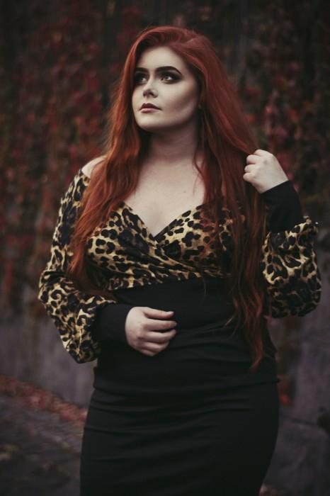 Sukienka IMANI BLACK